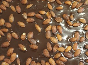 Candy Roasted Almond